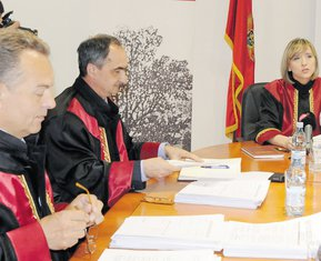 sjednica Ustavni sud