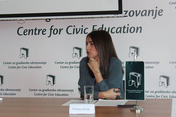 Svetlana Pešić