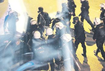 Protesti CG