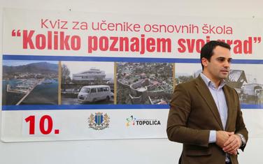 Predsjednik Opštine Bar Dušan Raičević