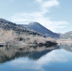 Biški rep, Skadarsko jezero