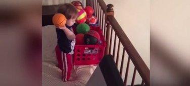 Dječak košarkaš, Kalvin Šenon