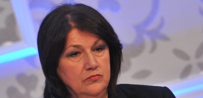 Izgubila čelo stranke na tajnom glasanju: Marija Vučinović