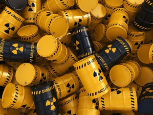 radioaktiv uranijum