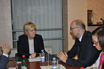 Dragica Sekulić, Roman Hloben