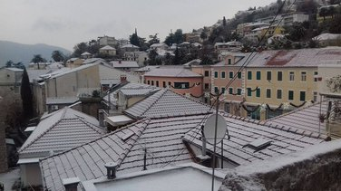 snijeg, Herceg Novi