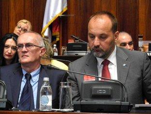 Rodoljub Šabić, Saša Janković