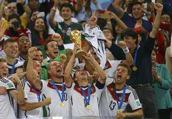 Njemačka, titula