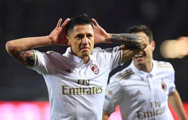 Đanluka Lapadula Milan