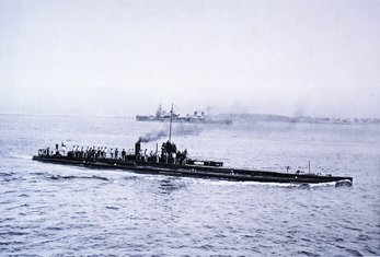 podmornica Monge