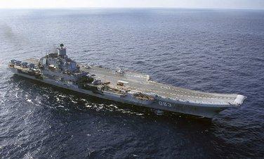 Nosač aviona, Admiral Kuznjecov