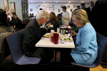 Bil Klinton, Hilari Klinton