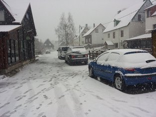 snijeg Žabljak
