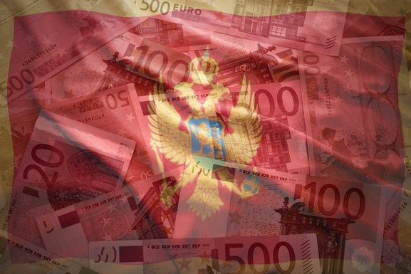 Crna Gora, novac