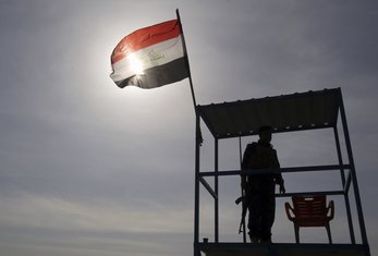 Irak, policija