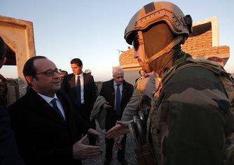 Fransoa Oland, Mosul
