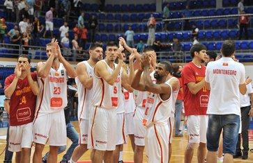 Crnogorski košarkaši