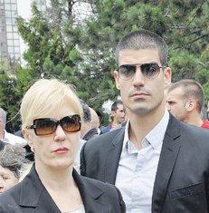 Ana Đukanović i Edin Kolarević