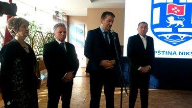 koktel, Opština Nikšić, Veselin Grbović