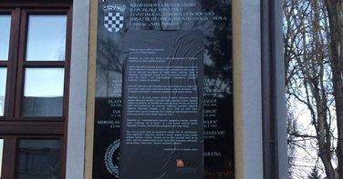 Ploča, Jasenovac