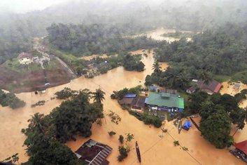 Malezija poplave