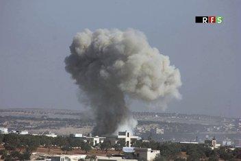 Sirija, rat