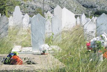 Mezarje na Cijevni