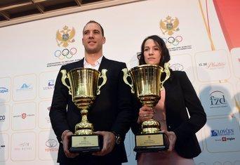 Aleksandar Ivović i Marina Raković