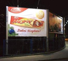 Mony čokoladica, Zagreb
