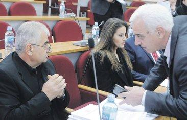 Vaselj Siništaj, Halil Duković