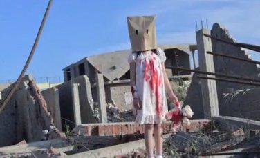 Lažna slika, dijete iz Alepa