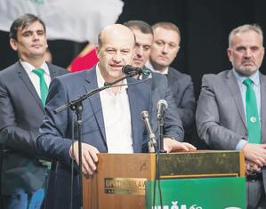 Rafet Husović, Bošnjačka stranka