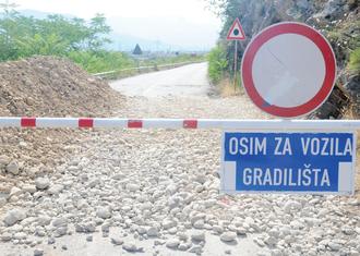 Putevi, saobraćaj, gradilište, gradnja