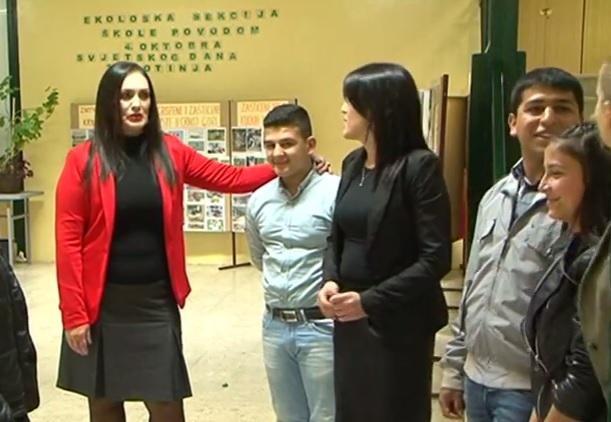 romska djeca škola Nikšić