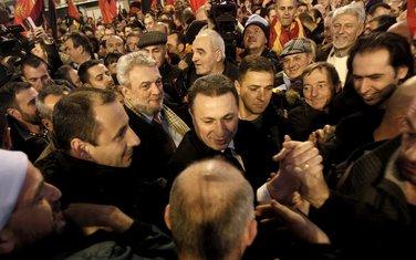 Makedonija, Nikola Gruevski