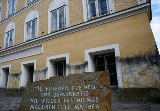 Adolf Hitler, kuća