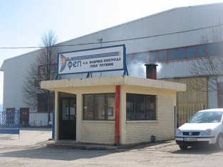 Fabrika elektroda Piva