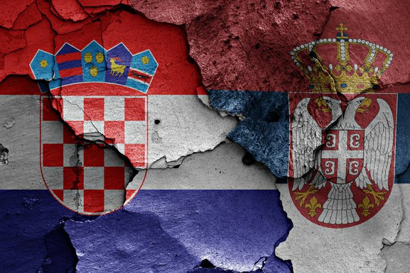Hrvatska, Srbija
