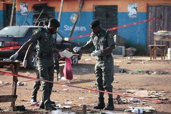 Nigerija, terorizam