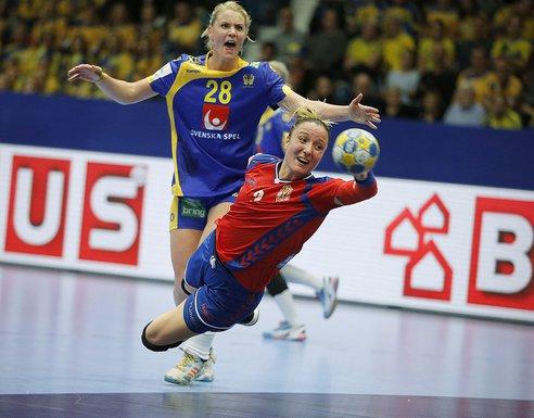 Srbija - Švedska rukomet