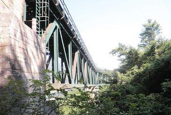 Most, Trebaljevo (Novine)