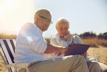 Penzioneri sa tabletom