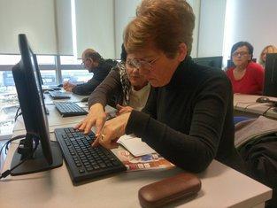 kurs, internet za seniore, penzioneri