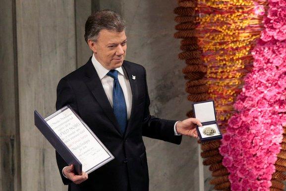 Huan Manuel Santos