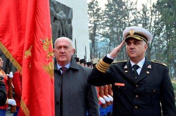 Dragan Samardžić, Pljevaljska bitka