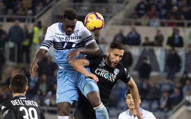 Strijelac jedinog gola: Felipe Kaisedo na utakmici sa Empolijem