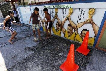 Favela fudbal