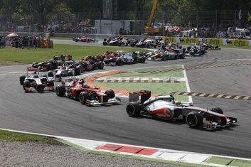 Monca, Formula 1