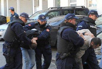 Hapšenje, osumnjičeni za terorizam