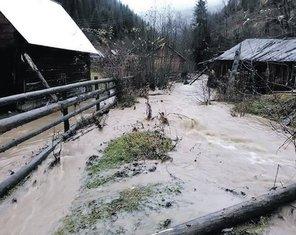poplave, Rožaje